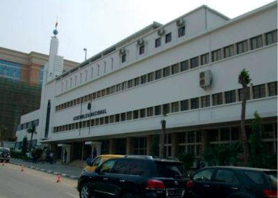 Reabilitação do Palácio dos Congressos