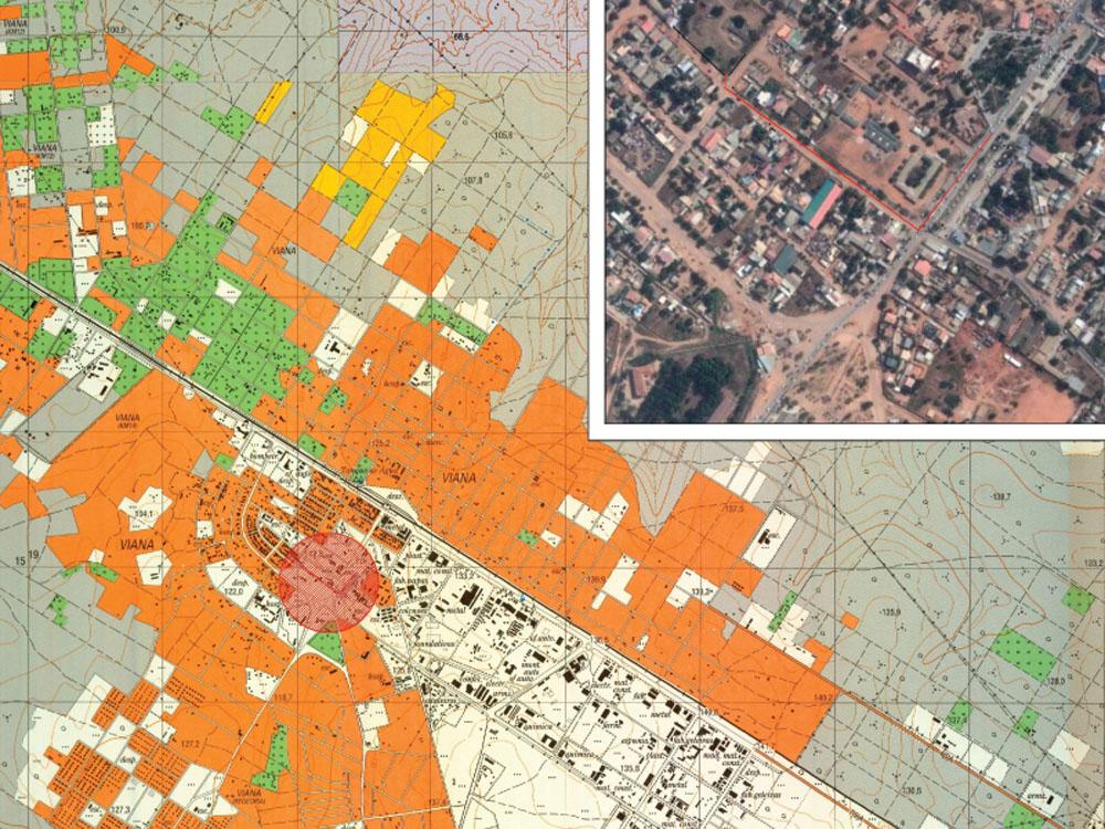 Colector Pluvial de Viana