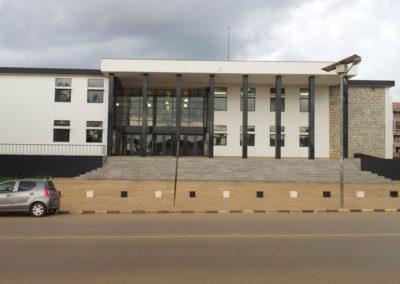 Reabilitação do Tribunal Províncial