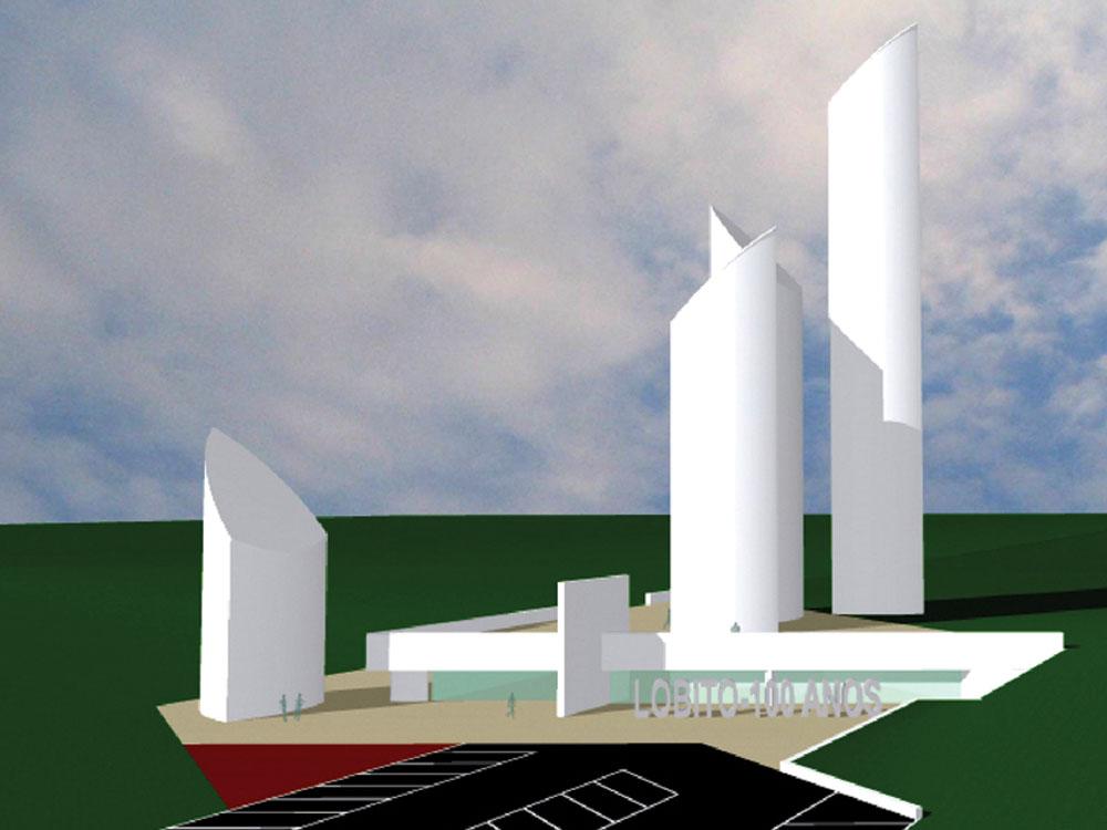 Monumento Comemorativo do Centenário da Cidade do Lobito