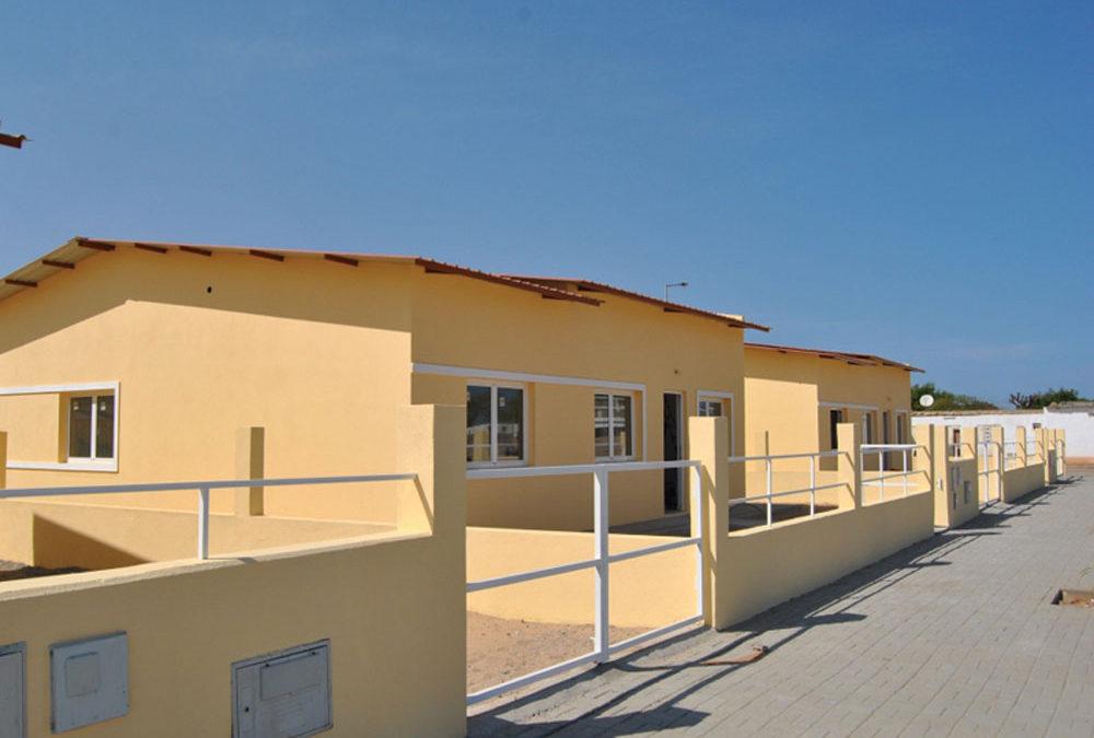 Construção de 10 Habitações e Infraestruturas (2 Ha)